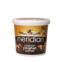 Meridian - Földimogyorókrém Crunchy 1 kg