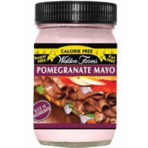 Walden Farms Majonéz - Pomegranate Mayo (Gránátalmás Majonéz) 340 g