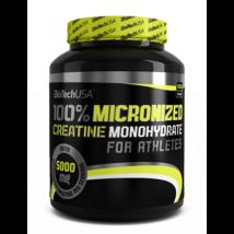 BioTechUSA 100% Micronized Creatine Monohydrate 1000g