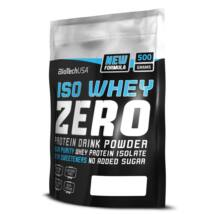 BiotechUSA - Iso Whey Zero laktózmentes 500 g (több ízben)