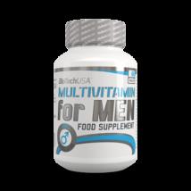 BiotechUSA - Multivitamin for Men 60 tbl