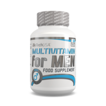 BiotechUSA - Multivitamin for Men 60 tbl