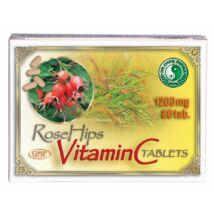 Dr.Chen C-1200 mg csipkebogyóval 80 db