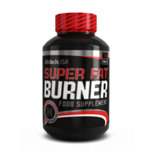 BioTech USA Super Fat Burner 120 tabletta