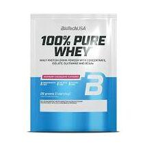 BioTechUSA 100% Pure Whey 28g Banán
