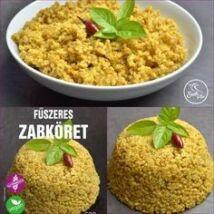 Szafi Free fűszeres Zabköret 500 g