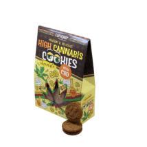 Euphoria High Cannabis Chocolate Cookies 100g