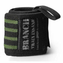 Gasp BRANCH 18 Wrist Wrap Black
