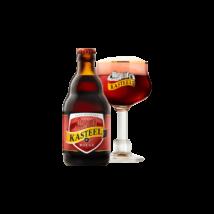 Kasteel Rouge meggyes belga sör (0,33 l, 8%)