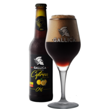 Gallica Cytrea alkoholmentes citromos barna sör 0,33l 0%