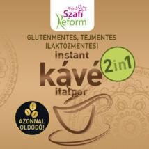 SZAFI FITT 2IN1 KÁVÉ ITALPOR GLUTÉNMENTES 200G