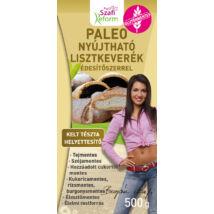 Szafi Reform Paleo nyújtható lisztkeverék édesítőszerrel (paleo és vegán, gluténmentes) 500g