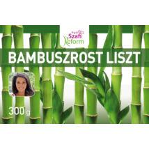 Szafi Reform Bambuszrost liszt 300g (gluténmentes, paleo, vegán)