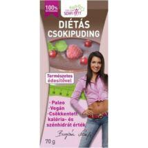 Szafi fitt diétás csokipuding 70 g