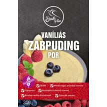 Szafi free vaníliás zabpuding por (gluténmentes, tejmentes, tojásmentes) 300 g