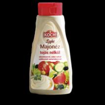 Koch's Light Cukormentes Majonéz tojás nélkül édesítőszerrel 450 g