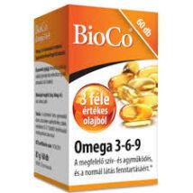 BioCo Omega 3-6-9 kapszula 60db