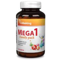Vitaking Mega 1 Multivitamin Family 120tabl.