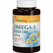 Vitaking Omega-3 1200mg 90gélkapsz.