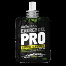 BioTechUSA Energy Gel PRO 60g citrom