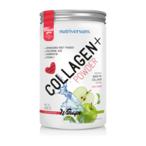 Nutriversum WSHAPE Collagen 600g green apple
