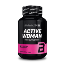 BiotechUSA Active Woman 60 tbl