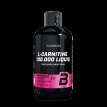 BiotechUSA L-Carnitine 100.000 500ml alma