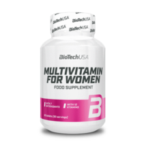 BioTechUSA MULTIVITAMIN FOR WOMEN 60 tabletta