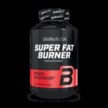 BioTechUSA Super Fat Burner 120 tbl