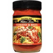 Walden Farms - Tomato & Basil Pasta Sauce (Paradicsomos & Bazsalikomos Tésztaszósz) 340 g