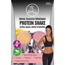 Szafi  FREE Barna Rizscsíra- Fehérjepor Protein Shake Karobos 300 g