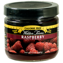 Walden Farms - Raspberry Fruit Spread (Málna dzsem) 340 g