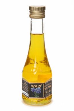 Solio - Lenmag olaj 500 ml