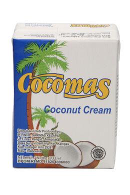 Cocomas - Kókusztejszín 200 ml
