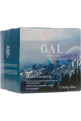 GAL Multivitamin 24.6 g+20 ml