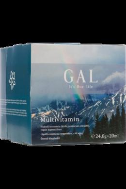 GAL Multivitamin 24.6 g+20 ml