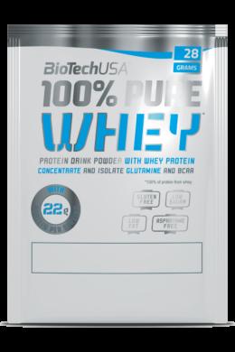 BioTechUSA 100% Pure Whey 28g Kókusz-csokoládé