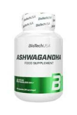 BioTechUSA Ashwaganda 60 kapszula