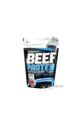 BiotechUSA Beef Protein Eper 500 g
