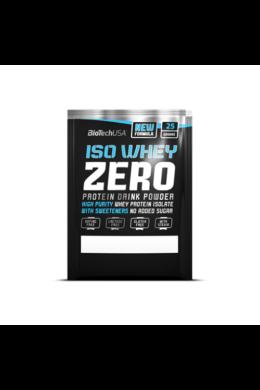 BioTechUSA - Iso Whey Zero 25g - csokoládé