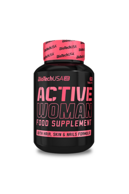 BiotechUSA - Active woman 60 tbl
