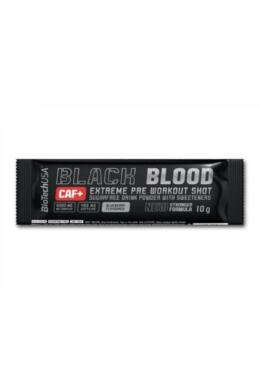 BiotechUSA Black Blood CAF+ 10 g Kékszőlő ízű
