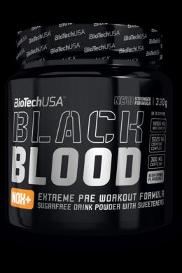 BioTechUSA Black Blood Nox+ 330g vérnarancs