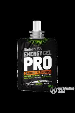 BiotechUSA Energy gél pro 60 g narancs