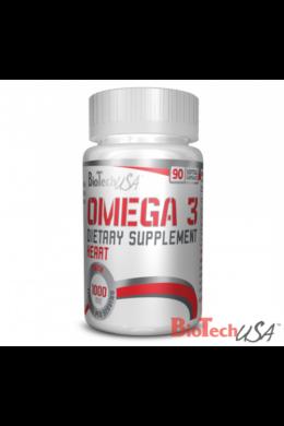 BioTechUSA OMEGA 3 90 kapszula