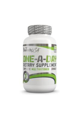 BioTechUSA ONE-A-DAY 100 tabletta
