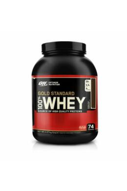 Optimum Nutrition, Gold Standard 100% (Eper) 2,27 kg