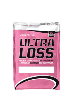 BioTechUSA Ultra Loss for her 30g - csokoládé