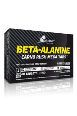 Olimp Nutrition Beta-ALanine Carno Rush 80tab