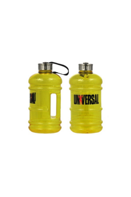 Universal Nutrition Universal Water Bottle Yellow 1890 ml